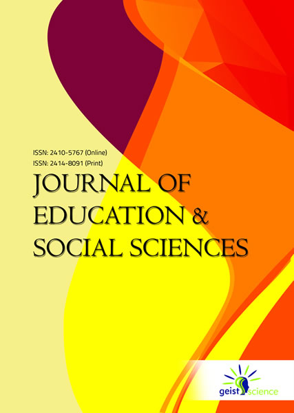 Journal of Education & Social Sciences | Geistscience