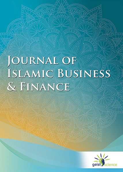 Journal of Islamic Business & Finance