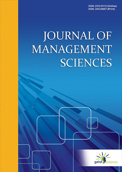 Journal of Management Sciences